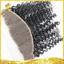 13*2 matural color lace frontal Royally Har manufacturer direct sale 7a human Peruvian hair deep wave lace frontal