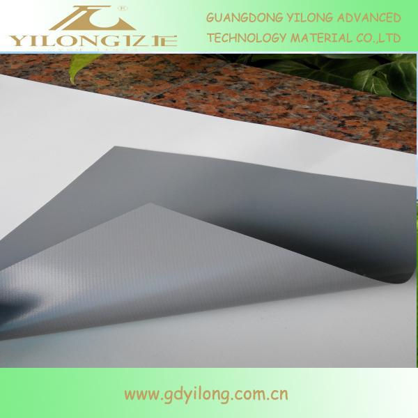 Knife scratching type high weather resistance pvc coated fabric for tent - SGS, CE, ISO