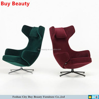 Replica grand repos lounge chair by Antonio Citterio