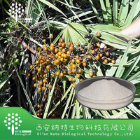 High quality herb extract powder factory low price Saw palmetto extract,Saw palmetto P.E.
