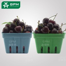 High Quality Disposable Paper Fruit Carton Box