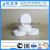 90 Available Chlorine Tablet Trichloroisocyanuric Acid