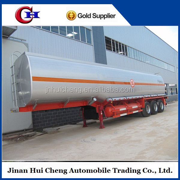 New Commercial Vehicle 3 Axle liquid chemical diesel Fuel oil Tank Truck