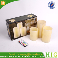Top quality candle led / remote control led candles / led candle with low price