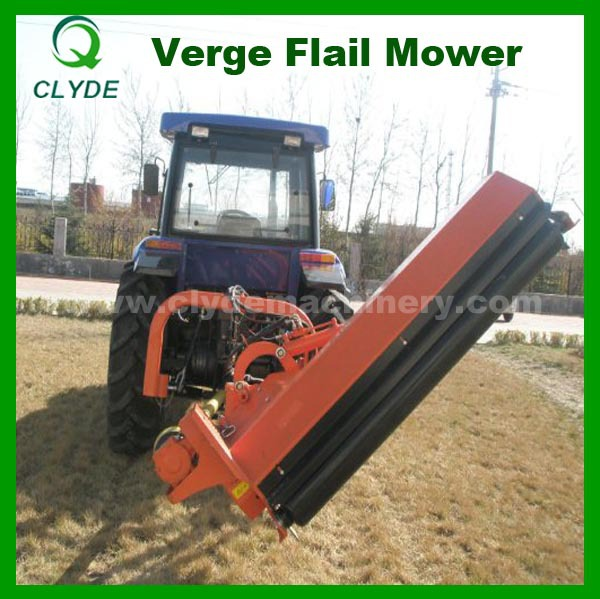 High quality and low price quad flail mower perfect flail mower with 40hp tractor