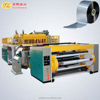 2017 High Speed Fully automatic Three Layers Co-Extrusion stretch film making machine