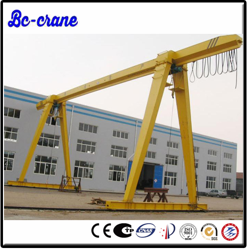 easy operation mobile gantry crane for sale in malaysia