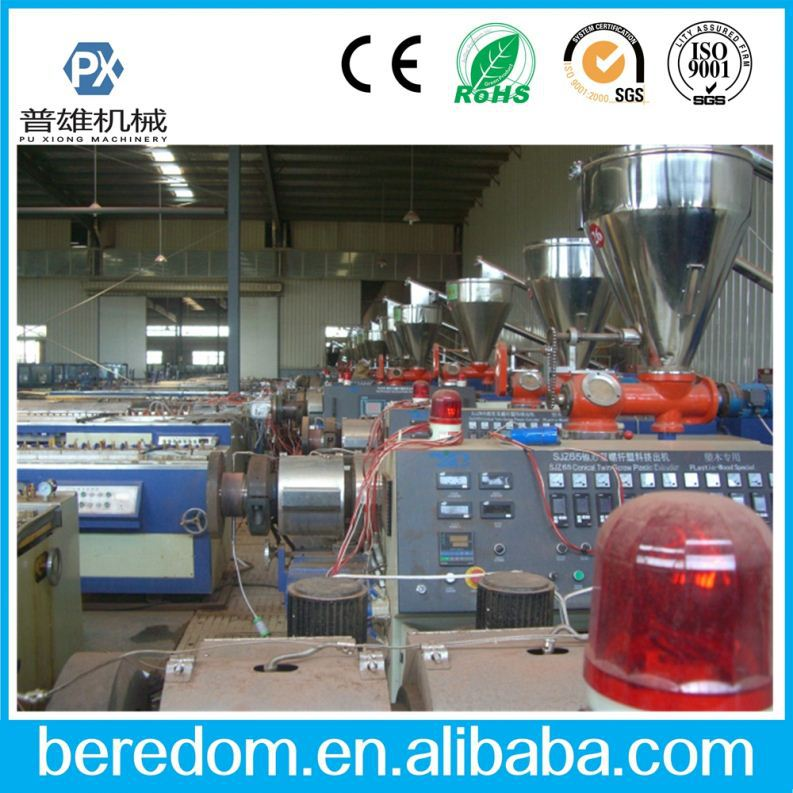 Soya Bean Sausage Meat Extruder