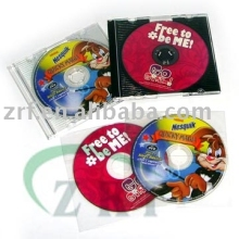 Various Packaging Service for Mini Disc DVD CD Wholesale