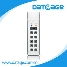 Datage UFlash250 2013 Best Customized Metal USB Flash Driver