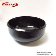 carbon steel pipe cap for steel bar