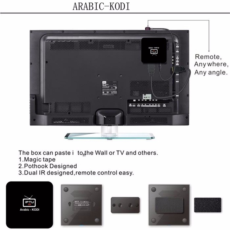 SYTA 2016 newest Amlogic S905X with Android 6.0 Marshmallow full hd 4k porn video android tv box