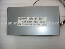 48V30Ah LiFePO4 Battery, Suitable for Electric Skatingboard, E-bike, E-motorcycle, and E-car