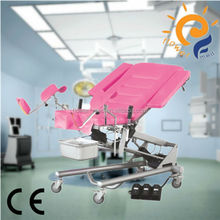 FD-3004 China manufacturer sale ISO CE High Quality Examination electric multi-purpose gynecology table