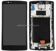 G4 LCD For LG G4 Display Touch Screen Digitizer Panel With Frame For LG H810 H815 LCD Display