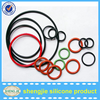 Cheap price bulk custom silicone O ring colored rubber O rings