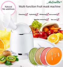 Promotional face fruit mask machine with collagen tablets OEM