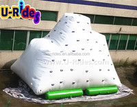 water game Inflatable water Iceberg for Beach Park