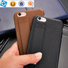 Mobile phone case Soft TPU leather mobile phones covers tpu for iphone 6 cellphone case