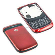 For Blackberry Torch 9800 Full Housing Replacement Parts Red