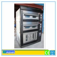commercial bakery deck oven, complete bakery equipment, bread bakery machinery line