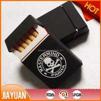 Silicone cigarette box & silicone cigarette pack cover
