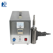 Ultrasonic soldering equipment geomembrane welding