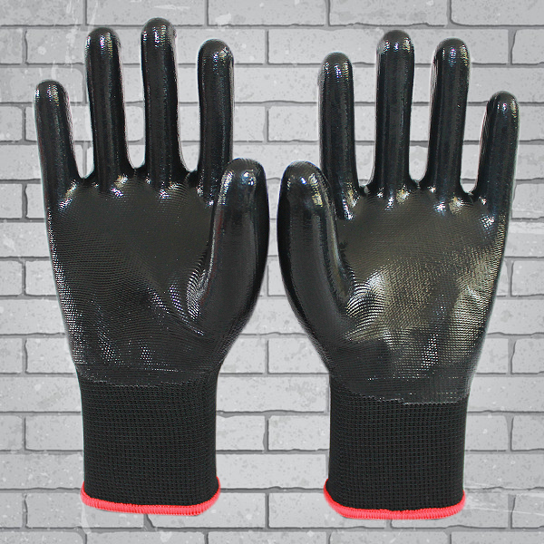 industrial safety equipment nitrile gloves finger protectors