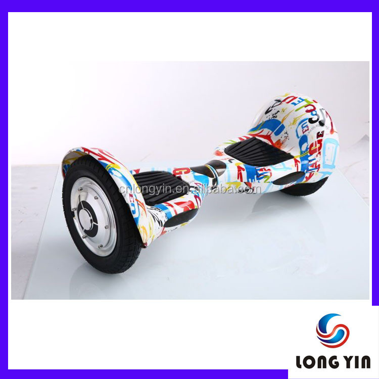 Black Electric Vehicles 10 inches SAMSUNG battery balance board