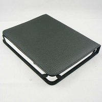 10000mAh External portable Backup Battery Charger power bank leather Case For iPad 2