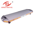 24V LED smart control Amber Ambulance emergency linear lightbar