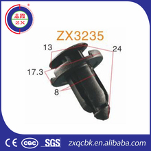 Supply Auto Body Clips and Fasteners X-mas Tree Retainer Moulding clips