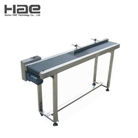 Stainless Steel Rubber Belt Conveyor
