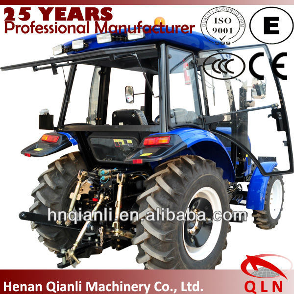 CE/emark QLN 50hp agricultural tractors