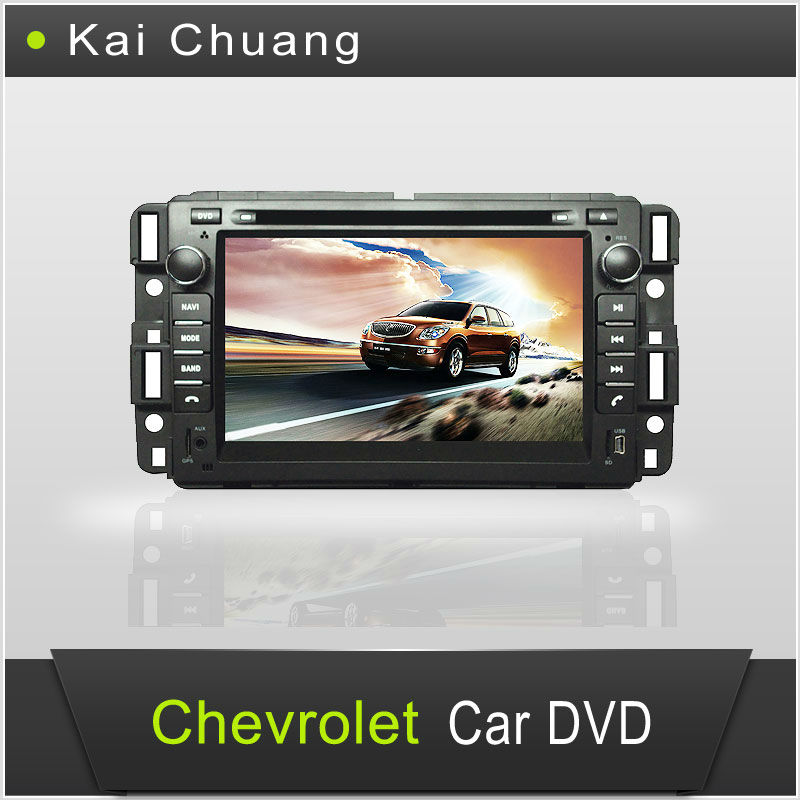 High Quality Car GPS Navigation For Chevrolet Tahoe Built in Bluetooth/Ipod