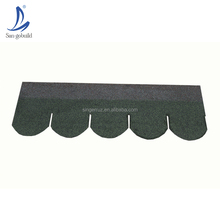 Fish Scale Asphalt Shingles Best Quality