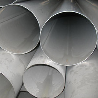Hot Sale Large Size Stainless Steel Round Tube