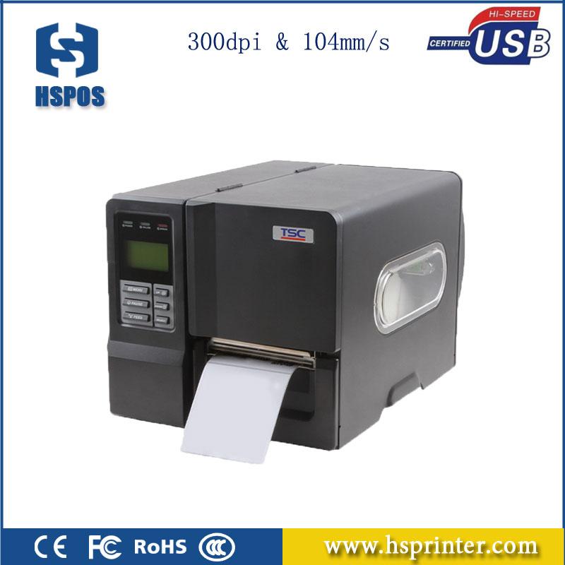 professional label printers TSC ME240 with 200DPI