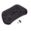 Measy GP800 2.4G Mouse Touchpad Handheld Keyboard Mini Wireless Keyboard Gaming for Windows PC Keyboard Android TV X-BOX PS3
