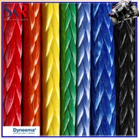 4mm~120mm Dyneema SK78 rope low factory prices