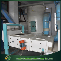 Full automatic wheat flour milling machine with flour packaging machine