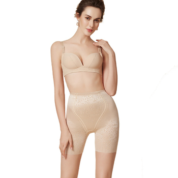 Beautiful Private Label Shapewear For Women-slimming High Waist Mid-Thigh Body Slim Shaper