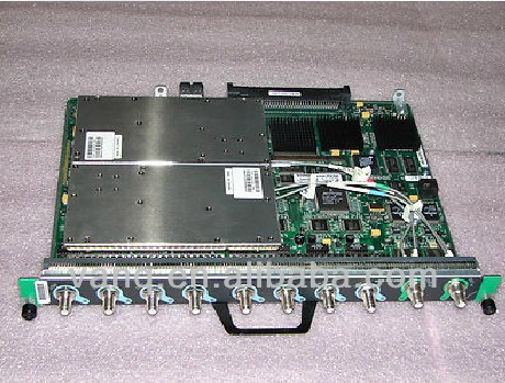 Used Cisco uBR7246VXR Line Card UBR-MC28U