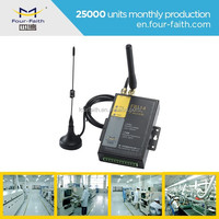 F2114 M2M Industrial wireless gsm modem rs232 with SIM Slot RS232 RS485 RS422 modem