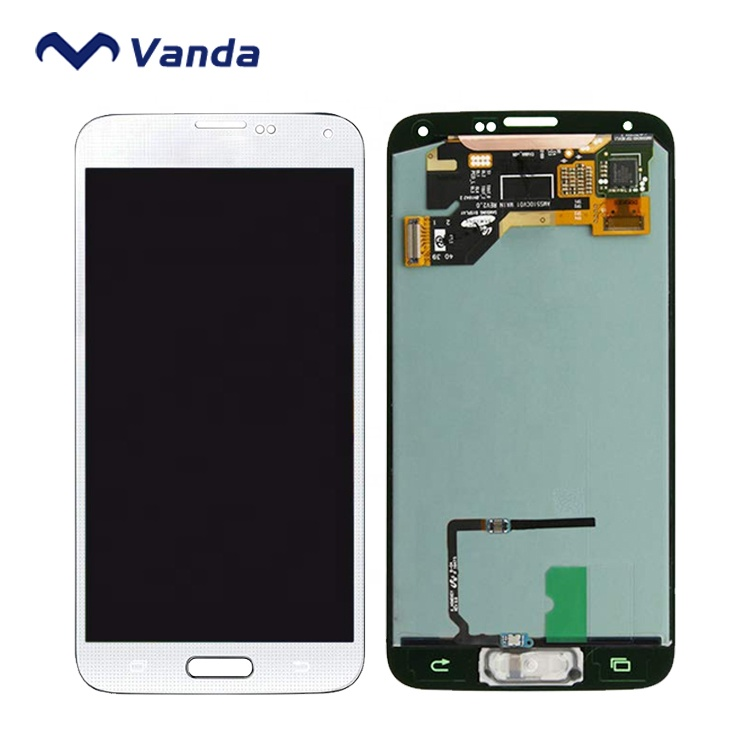 Vanda top quality for samsung galaxy s5 k zoom <strong>c111</strong> c115 lcd and digitizer