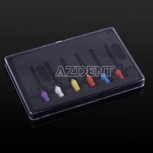 AZDENT 25mm NiTi Hand Use Dental Super Files Protaper Rotary Files