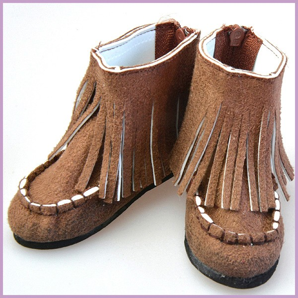 Tassels doll shoe/free 18 doll shoe pattern/doll shoes for 18 inch dolls