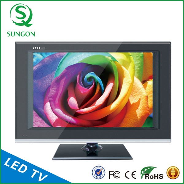 22 24 inch Flatscreen Rohs Neon LED LCD TV without Tuner LED TV Alibaba Manufacturer Prices USA American Home LCD TV 24