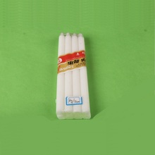 Wholesale white church spiritual pillar candles