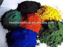 Iron Oxide used in Paints, Concrete, Rubber, Animal Feeds